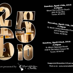 2,5,6,10 – A Concert Presented by Sonoran Bells