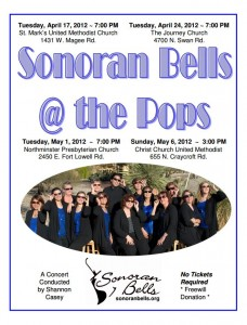 Sonoran Bells at the Pops
