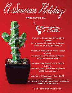 A Sonoran Holiday Flyer